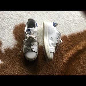 Adidas Stan Smith Sneakers, Size 1